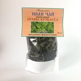 Фиточай Иван-чай (травы Кузбасса) листовой с мятой 40 г