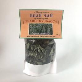 Фиточай Иван-чай (травы Кузбасса) листовой с мелиссой 40 г