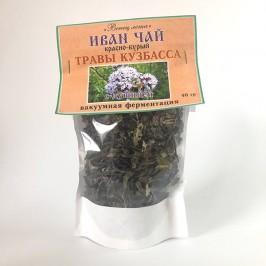 Фиточай Иван-чай (травы Кузбасса) листовой с душицей 40 г