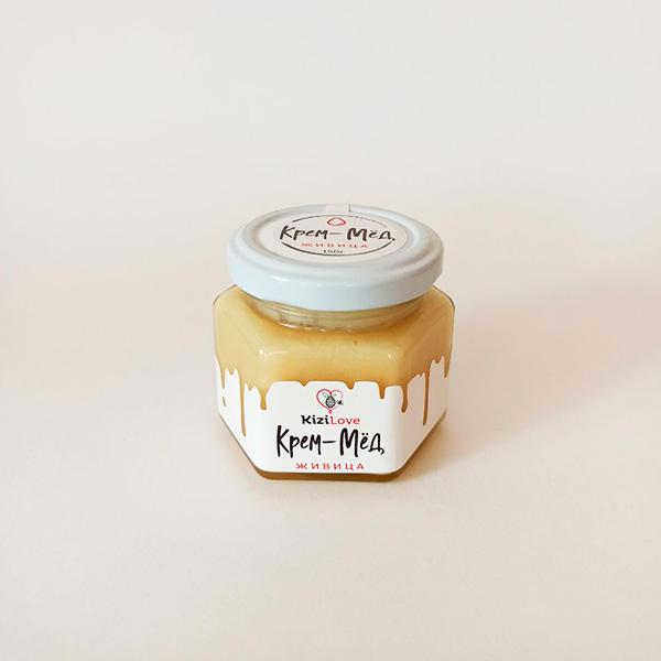 Крем-мед с живицей 150 г в Кемерово